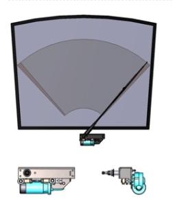 Single Pendulum Wiper