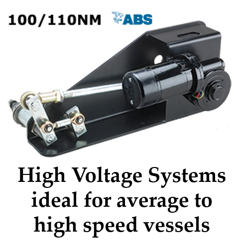 100Nm and 110Nm Pantograph Wipers