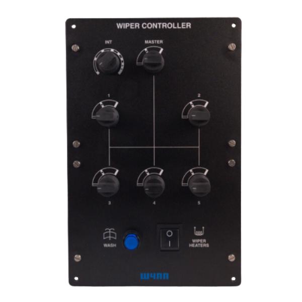 Wynn Marine Series 2000 Wiper Controller 5 Wiper