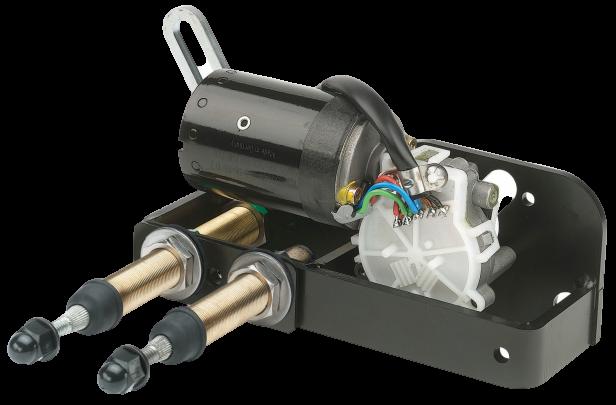 Hepworth International 20Nm Medium Duty Window Wiper motor