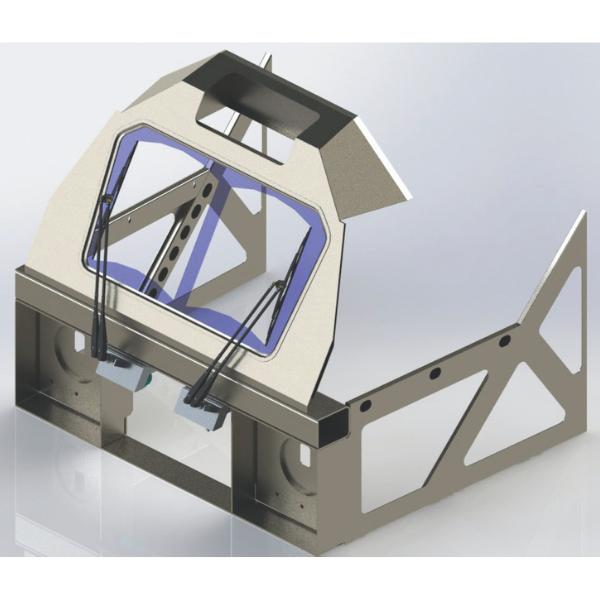 Dual Pantograph Wiper 3D