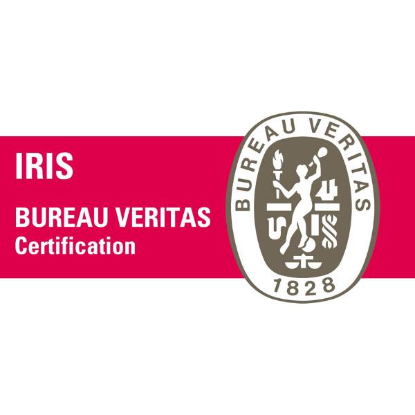 IRIS Certificate Rail