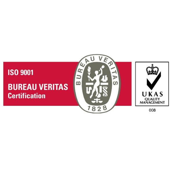 ISO 9001 Certificate Rail
