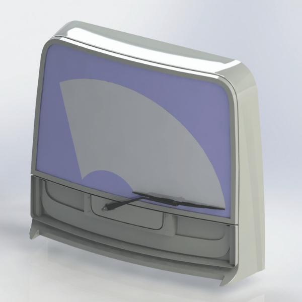 Single Pendulum Wiper 3D